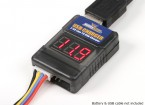 HobbyKing™ LIPO to USB Charging Adapter and Cell Checker (2S~6S)