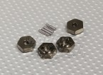 Upgrade Wheel hub (4pcs) -  A2030, A2031, A2032 and A2033