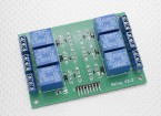 Kingduino 6-Channel Relay Module