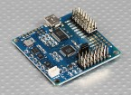 MultiWii 328P Flight Controller w/FTDI & DSM2 Comp. Port