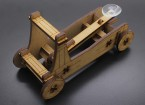 Catapult Laser Cut Wood Model (KIT)