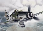 Italeri 1/72 Scale FW-190 D-9 Plastic Model Kit