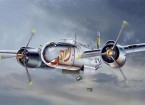 Italeri 1/72 Scale A-26 A/B Invader Plastic Model Kit