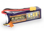 Turnigy nano-tech A-SPEC G2 1800mah 4S 65~130C Lipo Pack
