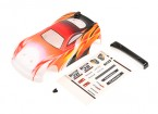 Polycarbonate Body Shell - Turnigy TZ4 AWD