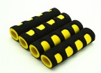 EVA Foam Gimbal Handle Yellow/Black (107x28x18mm) (4pcs)