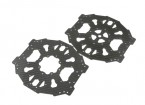 Tarot FY650 IRON MAN 650 Quad-Copter Main Plates (Upper and Lower)