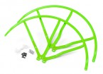 12 Inch Plastic Universal Multi-Rotor Propeller Guard - Green (2set)