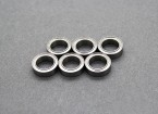 Ball Bearings 8 x 12 x 3.5mm - Basher PitBull 1/18 4WD Desert Buggy (6pcs)