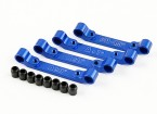Alu. Susp. Mount w/Steel Ball Nuts- The Devil 1/10 4WD Drift Car (1set)