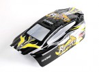 Pre-Painted Body - H.King Rattler 1/8 4WD Buggy
