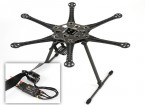 HobbyKing™ S550 Hexcopter Combo (Frame, ESC's and Motors) (ARF)