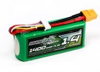 MultiStar Racer Series 1400mAh 4S 40-80C Multi-Rotor Lipo Pack For FPV Minis
