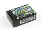 Turnigy nano-tech Ultimate 2600mah 2S2P 90C Hardcase Lipo Super Shorty Pack (ROAR and