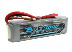 Turnigy Bolt 5000mAh 4S 15.2V 65~130C High Voltage Lipoly Pack (LiHV)