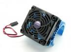TURNIGY Heat Sink with Fan for 36 series motors.
