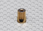 Pinion Gear 2.3mm/0.4M 15T (1pc)