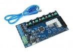 3D Printer Control Board with MEGA 2560 Motherboard Ramps 1.4 Compatible