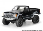 "Pro-Line Jeep Comanche Full Bed Clear Body Shell 1/10 for 12.3"" Wheelbase Scale Crawlers"