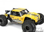 Pro-Line Jeep Wrangler Rubicon Clear Body Shell for Axial Yeti
