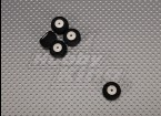 Small Wheel Diam: 18mm Width: 10mm (5pcs/bag)
