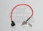 Remote Glowplug Adapter Lead