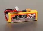 Rhino 2150mAh 4S 14.8v 30C Lipoly Pack