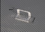 Aluminum Mounting Bracket for 9g  Servos (1pc)