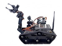 TH Robot Arduino Kit with Wifi and Camera (US plug)