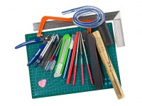 20pcs Hobby Tools Set (including cutting matt)