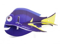 H-King Glue-N-Go Blue Tang EPP 850mm Kit