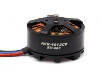 Brushless Outrunner Motor ACK-4012CP 480KV (CCW)