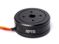 Brushless Gimbal Motor GM2804D Hollow Shaft 6mm