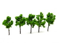 HobbyKing Model Railway Scale Trees 50mm (5 pcs)