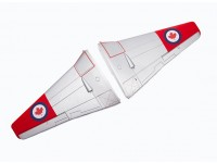 Durafly™ D.H.100 Vampire RCAF - Replacement Main Wing Set