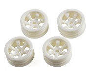 WL Toys K989 1:28 Scale Rally Car - Replacement Rally Wheels K989-49 (4pc)