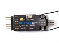 FRSKY G-RX8 8-16 Channel ACCST Vario Receiver (EU Version)