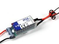 YEP 20A HV (2~12S) SBEC w/Selectable Voltage Output