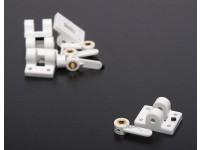 Front Wheel Steering Arm & Mount Set 32mm (5sets)