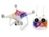 PGY Skin for DJI Phantom 4 (PGY-P4S-D5)