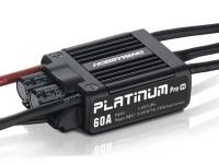 Hobbywing Platinum 60A V4 Brushless ESC w/7A BEC