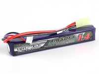 Turnigy nano-tech 1400mah 2S 15~25C Lipo AIRSOFT Pack