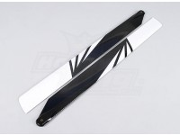 690mm High Quality Carbon Fiber Main Blades