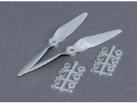 Aerostar Composite Propeller 6x4 (CCW) Grey (2pcs)