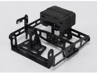 Hobbyking Y650 Scorpion Glass Fiber Pan/Tilt Camera Mount