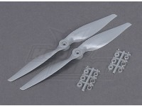 Aerostar Composite Propeller 10x5  Grey (CCW) (2pcs)