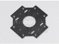 Turnigy Talon V2 Carbon Fiber Main Top Plate (1pc)