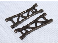 Suspension Arm Set L/R Rear (2pcs/bag) - 1/10 Brushless 2WD Desert Racing Buggy - A2032 and A2033