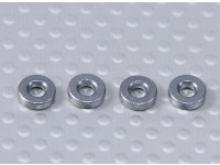 NTM 28 Motor Mount Spacer/Stand Off 2mm (4pc)