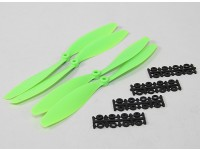 10x4.5 SF Props 2pc CW 2pc CCW (Green)